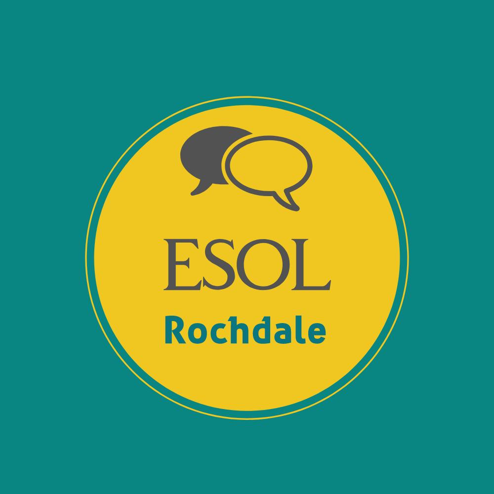 Rochdale ESOL logo