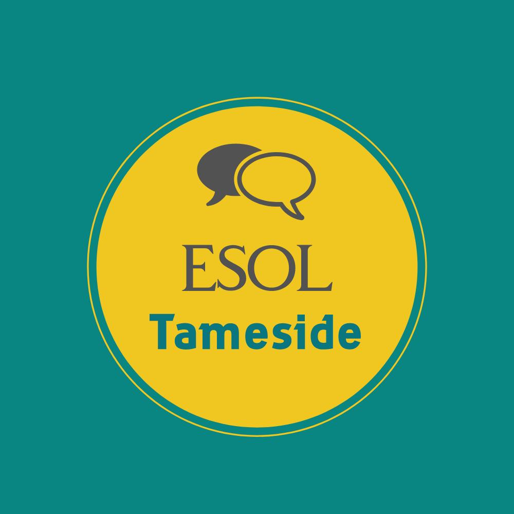 ESOL Tameside logo